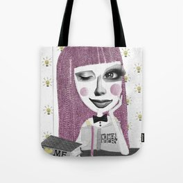 I think therefore I am... single Tote Bag