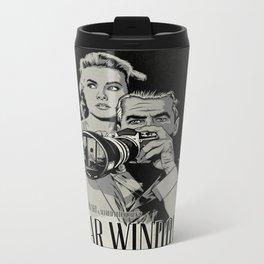 R. W. Metal Travel Mug