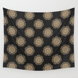 Abstract vintage pattern 3 Wall Tapestry