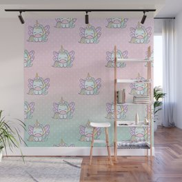 Blossom The Magical Unicorn Wall Mural