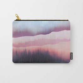 Valentine Forest Carry-All Pouch