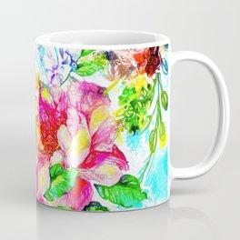 A Floral Felicity Coffee Mug