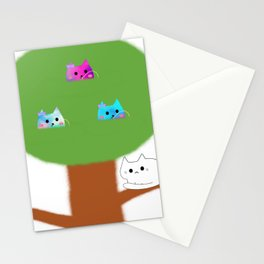 cats 503 Stationery Cards