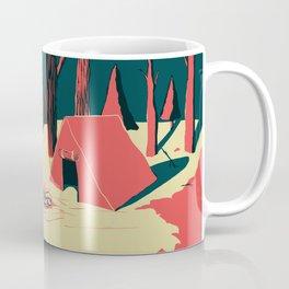 Toasty Bear Campsite Coffee Mug