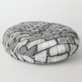 Cobbled Floor Pillow