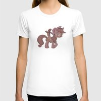 my little pony T-shirts featuring My Little Remington Pony by Ancora Imparo