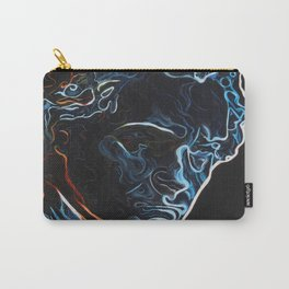 Fate's Knocking  Carry-All Pouch