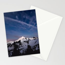 Mount Baker - Nature Photography Stationery Cards