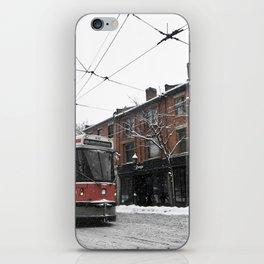 ttc toronto 501  iPhone Skin