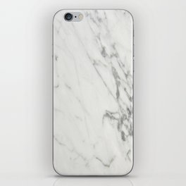Marble I iPhone Skin