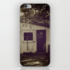 Cottage iPhone & iPod Skin