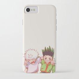 BFF iPhone Case