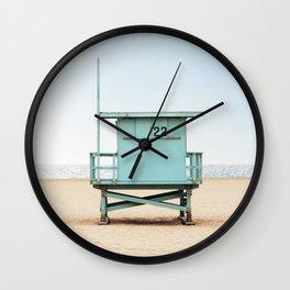 Tower 22 Wall Clock