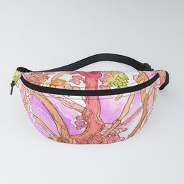 Dripping autumn Fanny Pack
