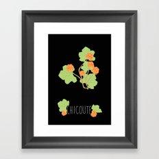 Chicoute Framed Art Print