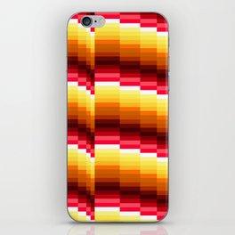 Wavelength B iPhone Skin