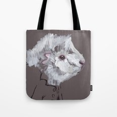 Mr Fluff Tote Bag