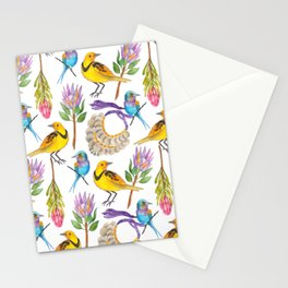 Wild Africa #1 Stationery Cards