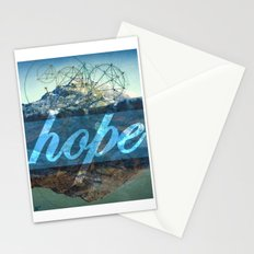HOPE (1 Corinthians 13:13) Stationery Cards