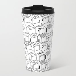 Architect and Little Houses Travel Mug