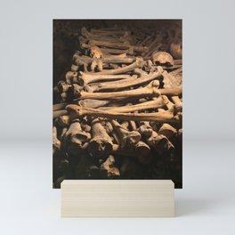 The Bones Mini Art Print