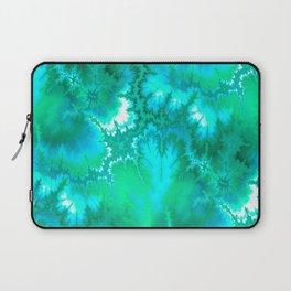 Synaptic Transmission Green Solace Laptop Sleeve