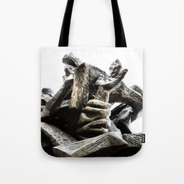 Reaching for Sanity Tote Bag