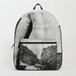 Distressed Mannequin 63b Backpack