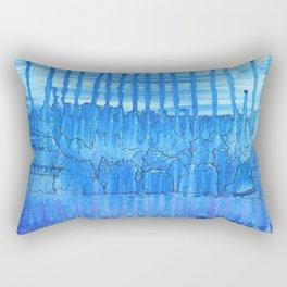 Glacial Cavern Rectangular Pillow