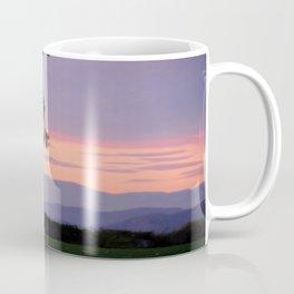 Saddleback Sunset Coffee Mug