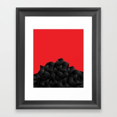 Penrose Framed Art Print