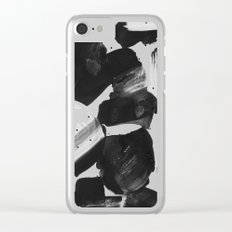 YF04 Clear iPhone Case