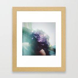 X X I I I . W A V E S Framed Art Print