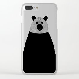 Show me the honey Clear iPhone Case