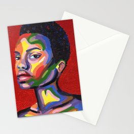 Colour Stationery Cards