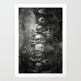 Once Were Warriors II. Art Print