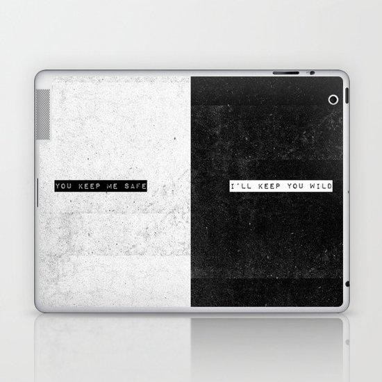SAFE & WILD Laptop & iPad Skin