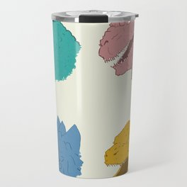 Godzilla Evolution Travel Mug