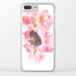 [dec-connect] 4. dark seed Clear iPhone Case
