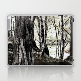 Trees have long thoughts, Laptop & iPad Skin