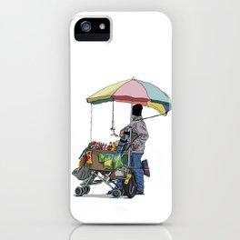 Hombre iPhone Case