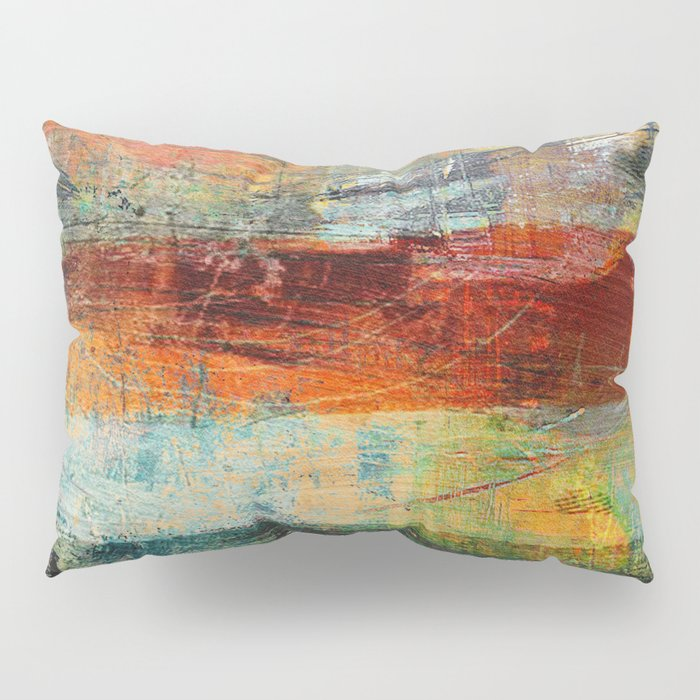 Heat Wave Pillow Sham