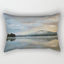 Dawn's Golden Promise Rectangular Pillow