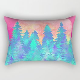 That Pacific Northwest Feeling Rectangular Pillow