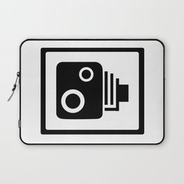 Speed Camera Laptop Sleeve