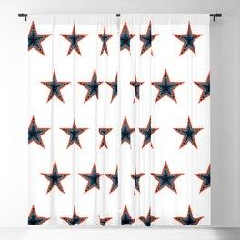 Roanoke Pride Mill Mountain Star Blackout Curtain