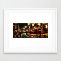 dublin Framed Art Prints featuring dublin by Joaquim Meira