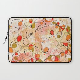 Flourish: Beautiful Laptop Sleeve