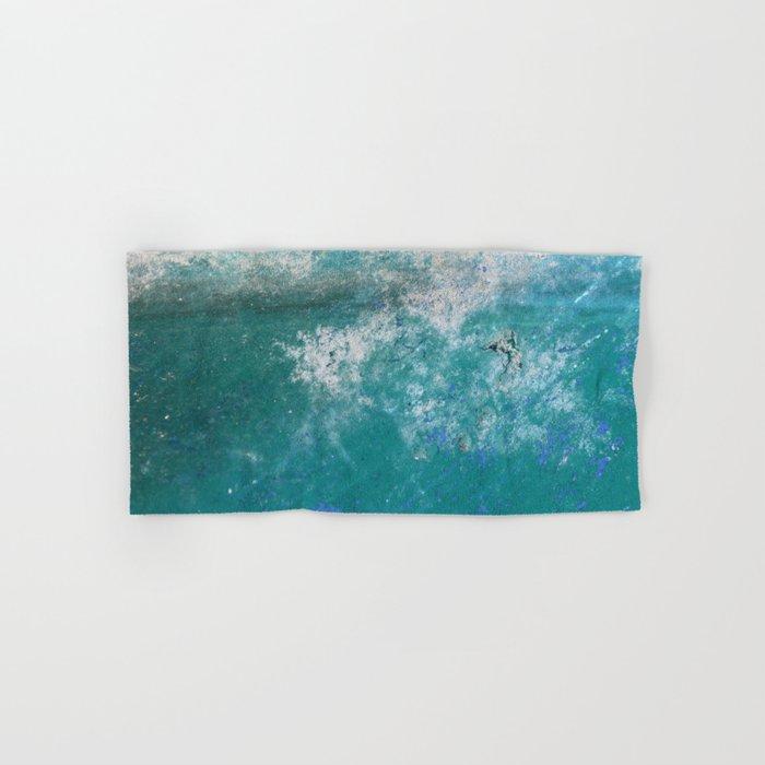 Into the Ocean - JUSTART © Hand & Bath Towel