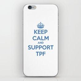 Turkish Philanthropy Funds iPhone Skin